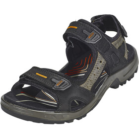 ECCO Offroad Sandals Men black/mole/black